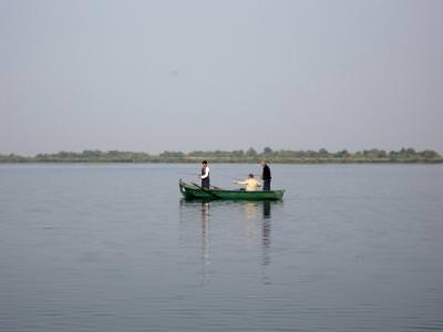 delta, boats, barci, water, apa, summer, cer, blue, sky, nature, boats, flaoting, plutit, fisherman, pescari, green, nature, verde, natura, refletion, mirror