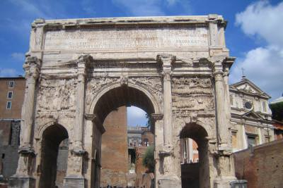 forum, romanum, Italy, rome, roman, arch, baroque, porta, antique, ancient, stravechi, poarta, Italia, Roma, antic, arc