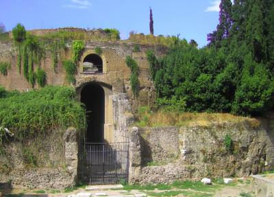 ruins, door, trees, window, italy, history, old, building, roman, ruine, stairs,usa, cladire, vechi, istorie, italia, fereastra, trepte
