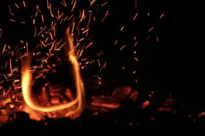 fire, foc, sparkle, scantei, burning, night, noapte,