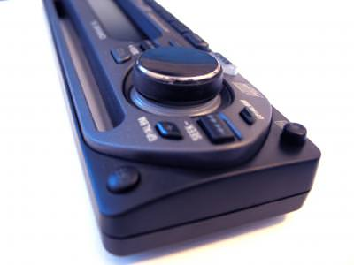 phone, communication, wireless, radio, waves, display, keyboard, speak, notes, music, listen, radio, mp3, player, cd, auto, car, sony, wma, loud, sound, kit, station, cable, connection