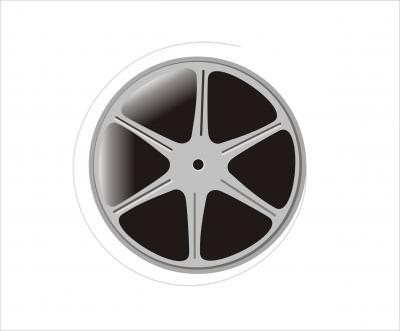 movie, film, camera, rolling, banda, magnetic, recording, studio, director, recording, device, storage, system, vector
