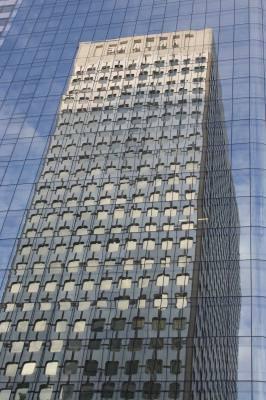 Cladire, modern, arhitectura, Defence, Paris, sticla, glass, bloc, cladire,
