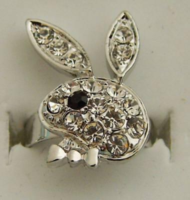 Bunny, Jewellery, Diamante