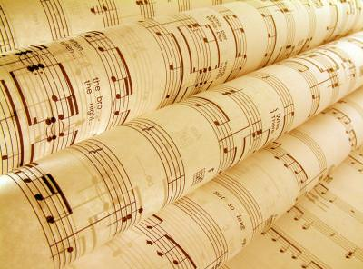 music, notes, scale, portative, clasic, book, pages, pagini, note, musicale,