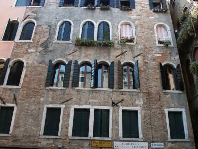 venice, building, windows, summer, venetia, cladire, fereastra, ferestre, vara