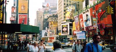 new, york, city, people, walk, traffic, street, times square, crowd, busy, pedestrians, sidewalk, USA, americam mars, oameni, strada, trafic, oras, multime