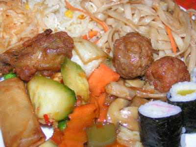 chinese food, mancare chinezeasca, china, meat ball, rice, orez, noodles, taitei, varietate, variety