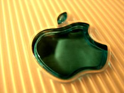 green apple, computer, apple, mar, verde