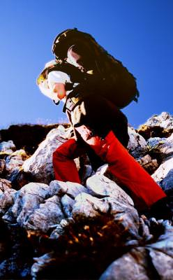 mountains, alps, steinernes, meer, backpacking, climb, sky, baggage, ruck-sack, munti, catarat, alpi, carat, rucsac, bagaj