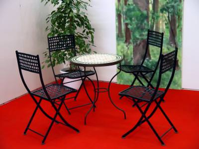 masuta, scaune, cafea, relaxare, colt, pauza, fier-forjat, mobilier, diner, cofee, table, chairs, corner, tea, afternoon, break, iron, steel, relaxing,