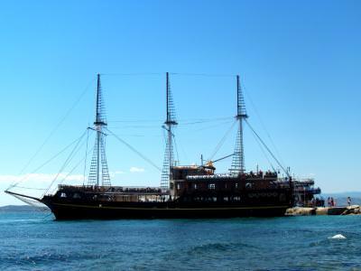 boat, old, ship, cruise, greece, pitares, hollyday, fun, sea, sale, vas, vechi, croaziera, barca, grecia, pirati, vacanta, distractie, navigare, mare