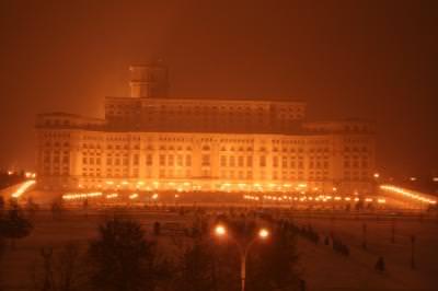 casa, poporului, parlamentul, romania, house, of people, dark, noapte, lights, lumina, iluminat