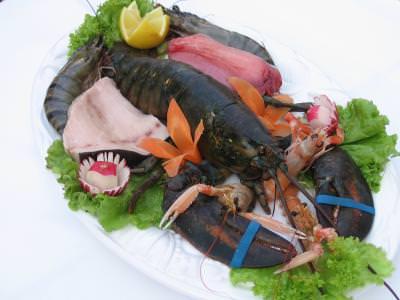 sea, fruit, fructe, mare, lobster, rac, fiert, boiled, fructe, mancare, eat,