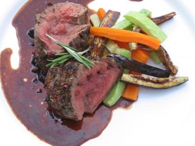 vitel, vita, sos, brun, carne, meat, brown, food, cina, dinner,