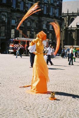 street, dancer, ansatoare, strada