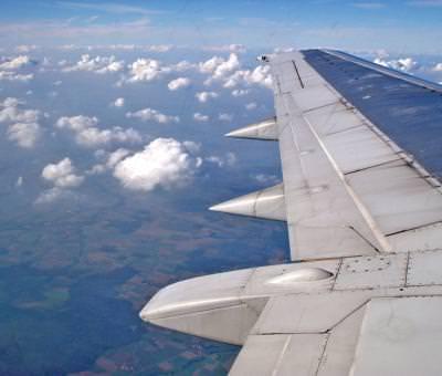 airplane, flyght, wing, fuel, cer, blue, sky, albastru, hot, cald, inaltime, avion, zbor