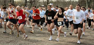 marathon, people, men, women, children, race, runners, run, Pottstown, Pennsylvania, outdoors, outside, color, foot race, footrace, open , outside, sports, running,
