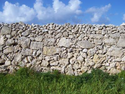 rubble, wall, nature, stones, lithos, field, rural, malta, mediterrean