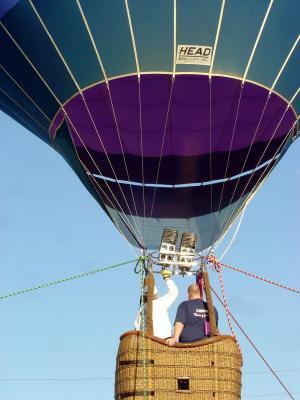 Balloon Burner, balon, air, inflated, aer, cald, hot, air, fly, hover, pluti