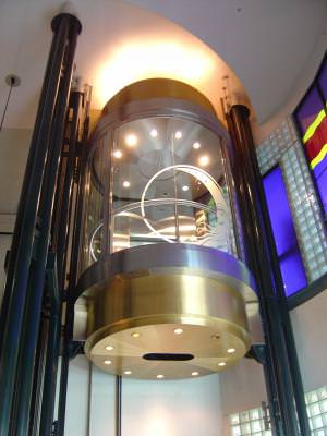 glass, sticla, elevator, lift, climbing, shopp, mall, magazin, elevator