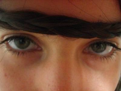 green, eyes, young, nose, face, hair, teenage, girl, verzi, ochi, fata, par, nas