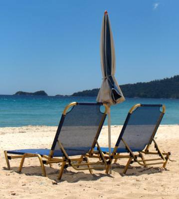 beach, plaja, thassos, grece, grecia, limenas, water, sand, nisip, sun, hot, cald, cer, blue, sky, albastru, terace, terasa, food, pub, rstaurant