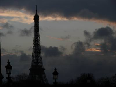 storm, cloud, sky, tower, eiffel, paris, storm, blue, madness, mad, sad, angry