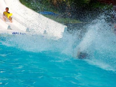 Pe Tobogan-Adaland-Turcia, water, apa,