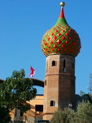 turn, parc de distractii, Adaland, Turcia, Turkey, tower, pleasure-ground, orient, oriental
