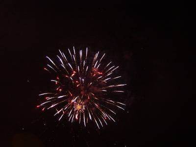 artificii, fireworks