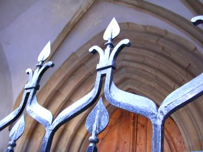 church, iron, spike, fier, metal, poarta, door, way, cale, tepusa, gates, porti,