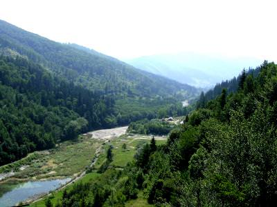 mountains, munti, inserare, piscuri, hights, baraj, cadere de apa, hidrocentrala, acumulare de apa, valley, vale