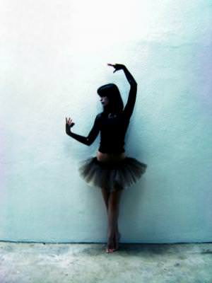 ballet, dancer, girl, woman, spooky, creepy, light, shadow, silhouette, model, pose, tutu, skirt, tulle, ballerina