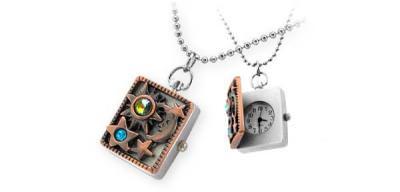 necklace watch, watch, necklace, jewelry, watch, stylish, jewelry,women's,