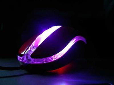 Mouse, soarec, night, noapte, iluminat, fluorescent, light