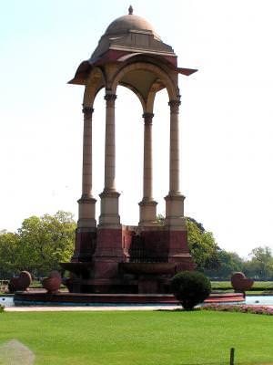 monument, architecture, park, cer, blue, sky, albastru, arhitectura, monument