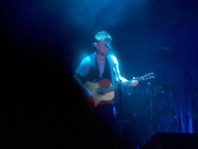 Radiohead, Thom Yorke, concert, rock, festival, Budapest Sziget festival