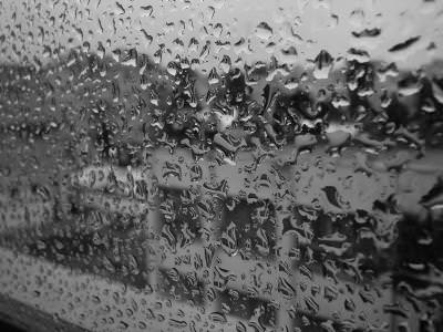 window, rain, ploaie, geam, alb, negru, black, white, abstract, foggy, ceata