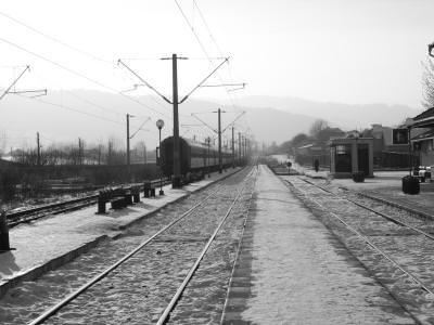 train, travel, tracks, sine, linii, tren, locomotive, transport, passengers, pasageri