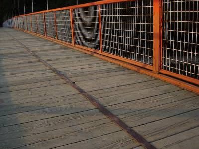 bridge, pod,