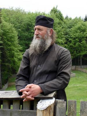 abbot, hermitage, religious, barbat, man,