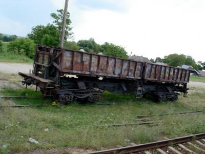 truck, train, transportation, old, rust, rugina, tren