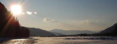 sunset, moldova, river, sun, sunset, winter, river, mountains, munti, crepuscul, rau, apa, soare, atmosfera, gloomy, zapada, snow, iarna, season, anotimp, cer, blue, sky, albastru