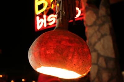 lightbulb, wierd, lamp, street, pumpkin, lumina, ciudata, lampa, strada, dovleac, bostan