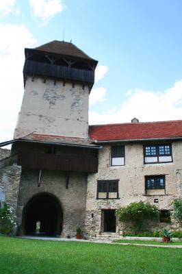 rural, tower, house, old, building, sky, windows, tunnel, gate, turn, casa, cladire, veche, cer, ferestre, tunel, poarta