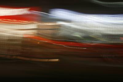 night, light, city, abstract, shades, light, umbre, reflection,