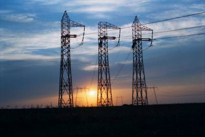 electric, sunset, apus electric, electricitate, curent electric, cer, nori, apus, instalatii electrice, powerplant, sky, clouds, sunset