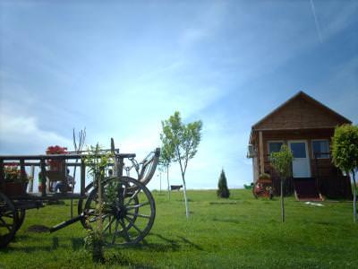 farm, ferma, place, location, sky, cer, blue, albastru, natura, nature, casa, house, caruta,