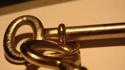 macro, close, up, keys, locks, chains, lacate, open, close, object, cheie, lant, golden, gold, aurit